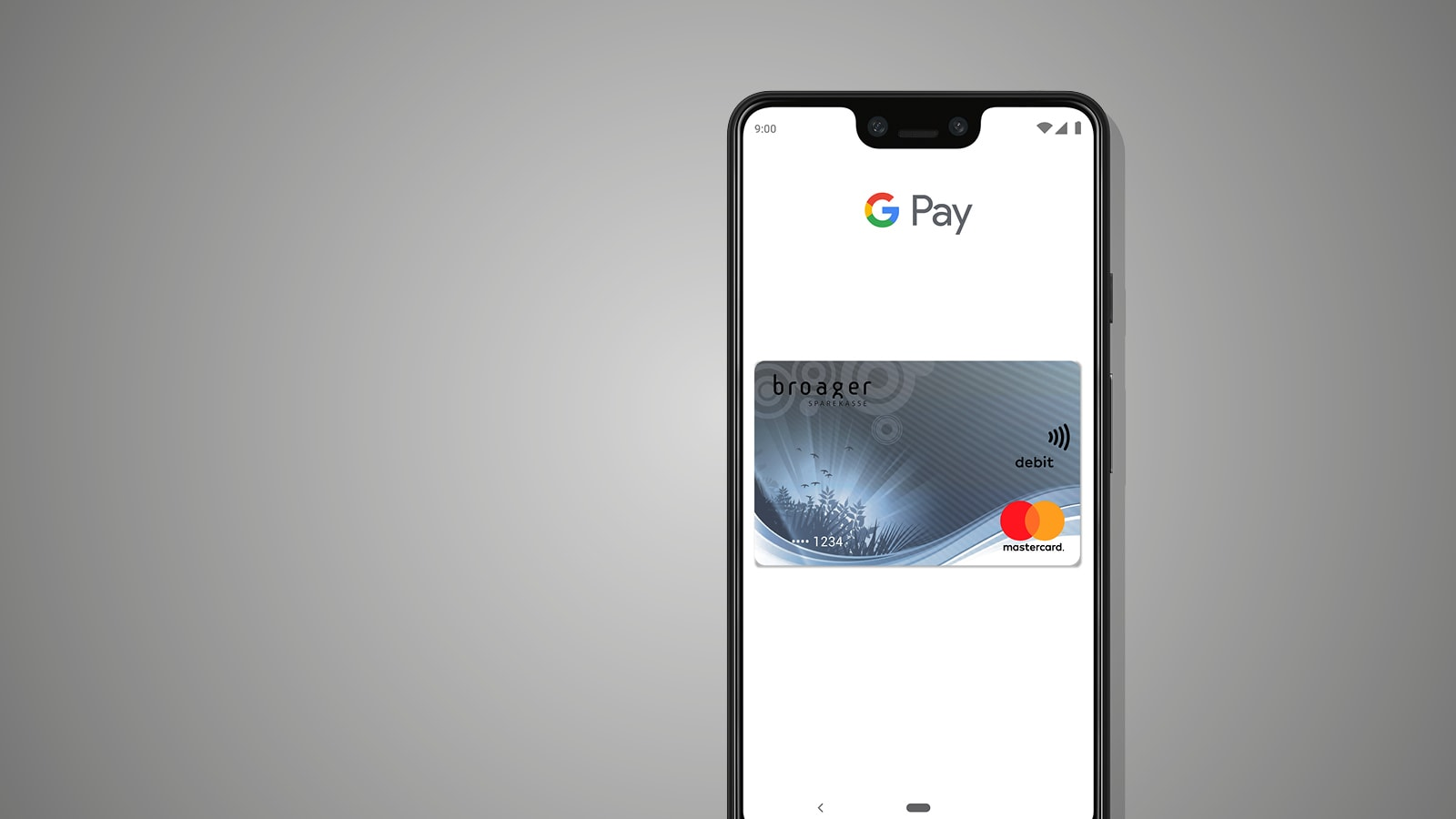 Google Pay i Broager Sparekasse